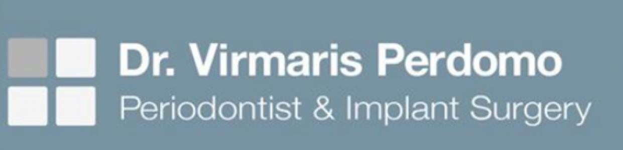 Dra. Virmaris Perdomo, Diplomate of the American Academy of Periodontology