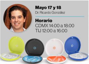 Curso de certificación Online Invisalign 2021 con el Dr. Ricardo González @ Virtual Event  |  |  |